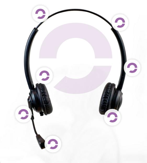 Słuchawki do telelfonu